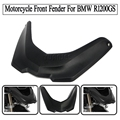 Motorcycle Front Fender Mudflap Mudguard Extender Wheel Cover Cowl For BMW R1200GS LC 2013 2016 R1200GS
