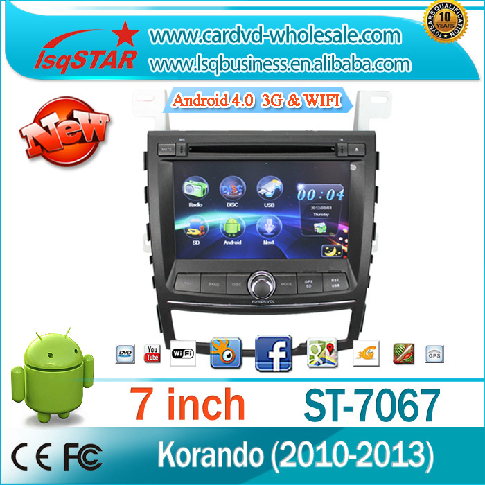 lsqstar central multimedia for kia sportage R with gps radio 3G WIFI dvd ipod phone book bluetooth aux in...Hot selling!(China (Mainland))