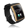 new Lg518 smart watch 3D curved surface IPS high Bluetooth3 0 NFC Support Sim TF Card