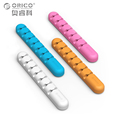 ORICO Cable Managerment Earphone Cable Organizer Wire Storage Silicon Charger Cable Holder Clips for MP3 MP4