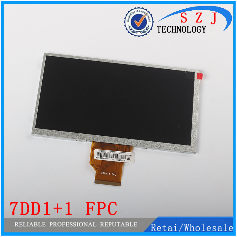 "New 7"" inch INNOLUX AT070TN92 V.X LCD Screen 7DD1+1 FPC 800*480 for Tablet Car DVD lcd Free shipping(China (Mainland))"