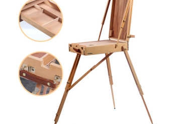 Cheap HT system out painting painting box painting box folding easel art supplies Sketchpad Sketch frame ?<br><br>Aliexpress