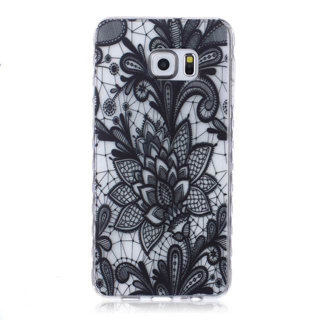 TPU Ultrathin back case for Samsung S5 case Fashion Cartoon painting back cover for Samsung S5 handphone case(China (Mainland))
