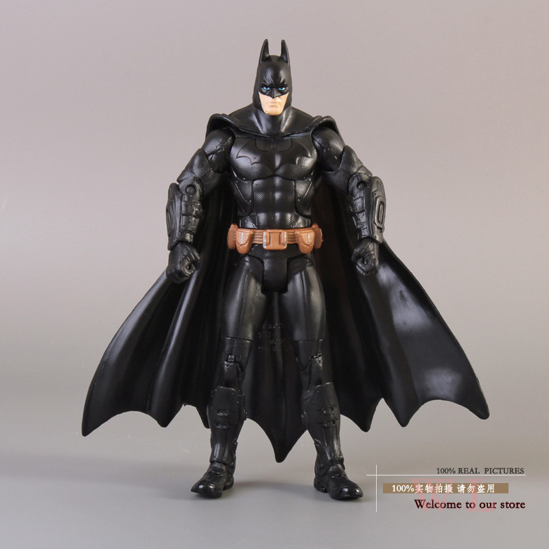 Гаджет  Free Shipping Super Hero Action Figures Batman Toys 7inch Jersey Fitted PVC Model Dolls Gifts None Игрушки и Хобби