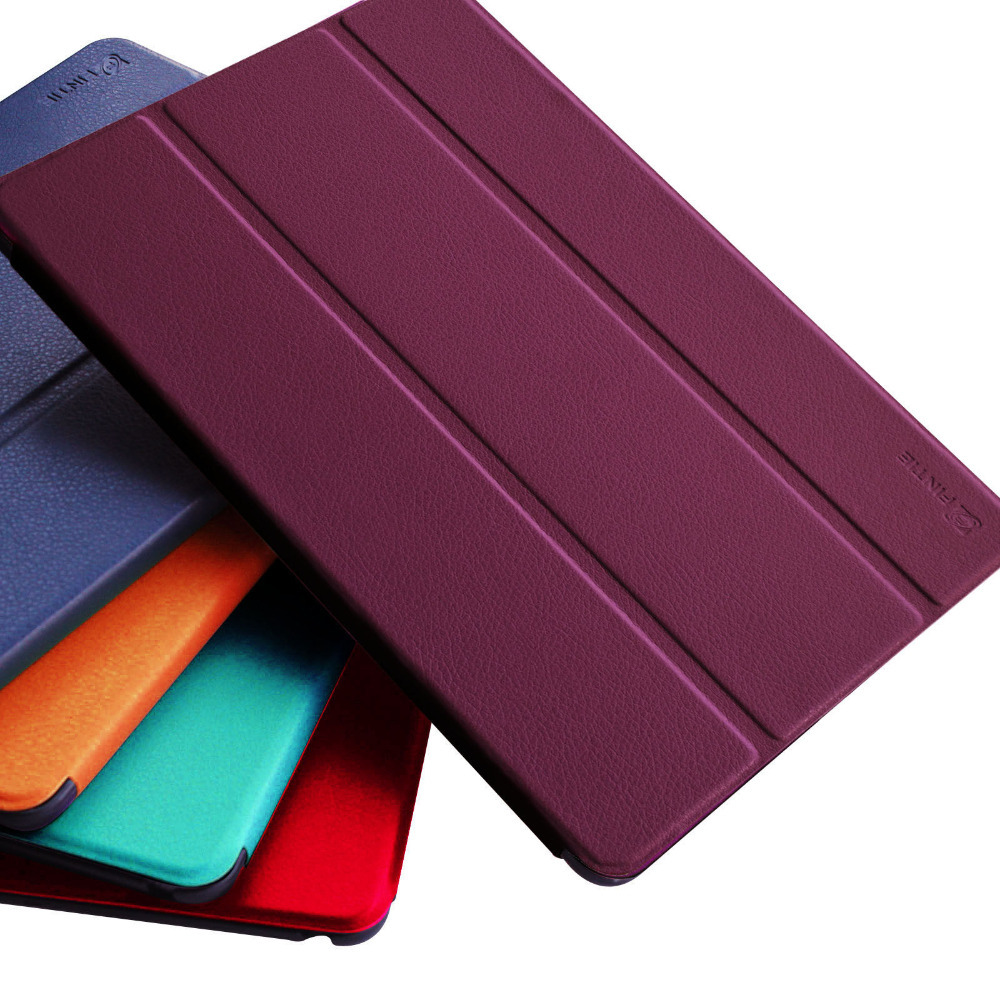 Ultra Slim Magnetic PU Leather Smart Cover For Apple iPad With Hard Back Case For iPad Air/iPad 5(China (Mainland))