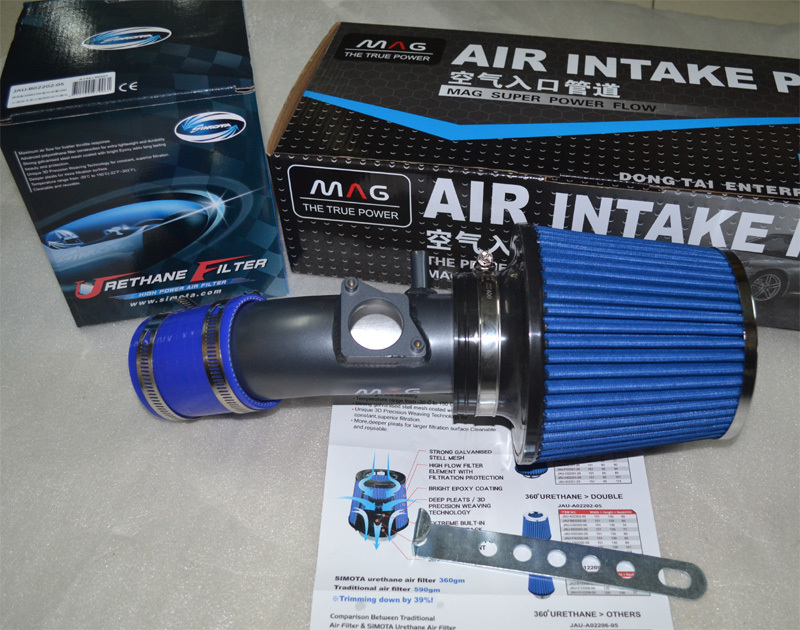 Cold Air Intake Induction Kit/Cold Air Intake System/air intake pipe high flow for Mazda 3 M3 1.6L 2.0L CX-5(China (Mainland))