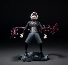Tokyo Ghoul Figure Kaneki Ken Action Figures Cartoon Figuras Anime Tokyo Ghoul 15CM Collectible Model Toy