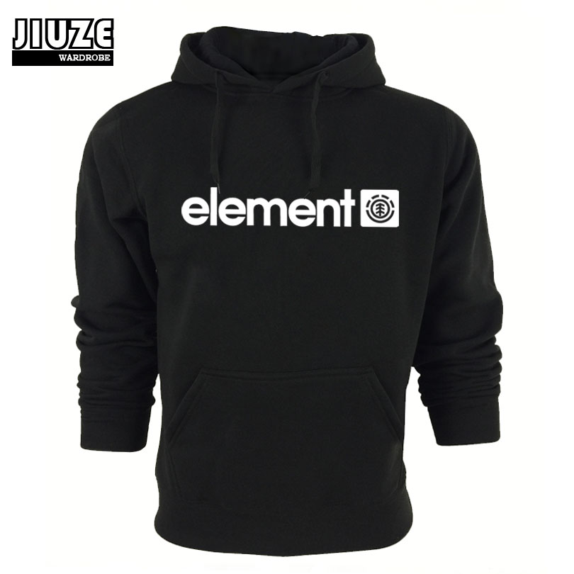 2015 Men/Women Brand Streetswear Hip Hop Skateboard Hoodies Sweatshirt Element personalized Sports Coat Cotton Hoodie(China (Mainland))