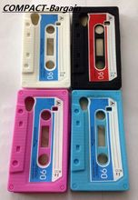 FREESHIP!!! Ace Tape soft Silicone Case for Samsung Ace S5830 Cassette Tape Silicon Case for S5830(China (Mainland))