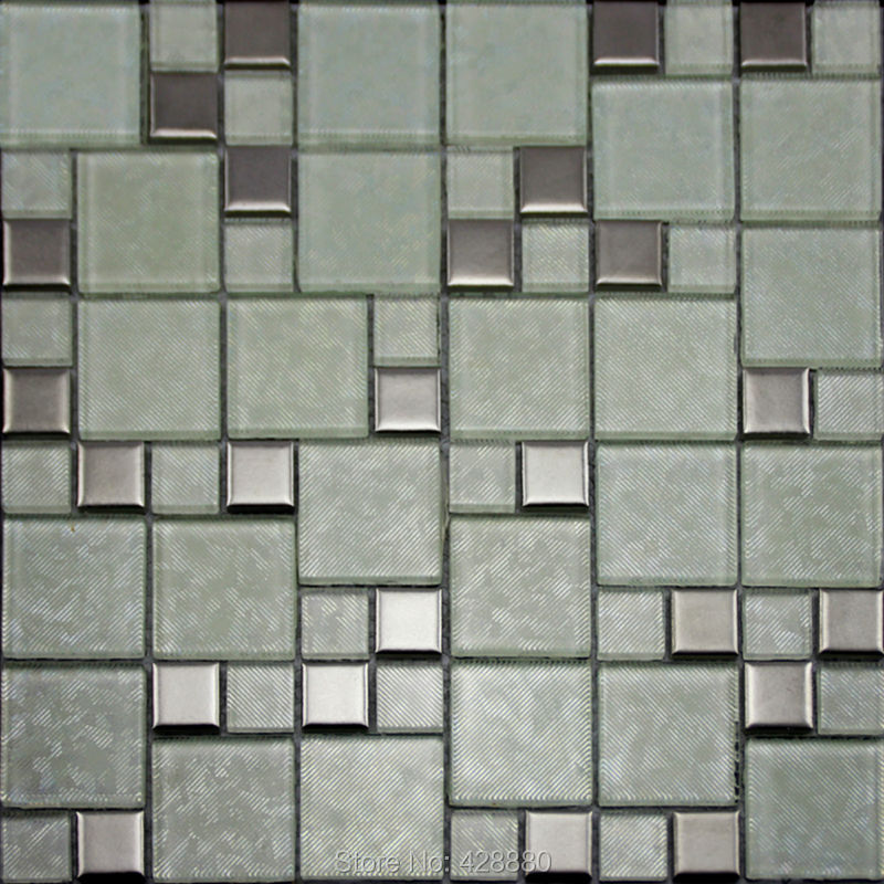 Porcelain Mosaic Tile Decorative Plated Porcelain Wall Tiles Bathroom Floor 001 Ceramic Mosaic