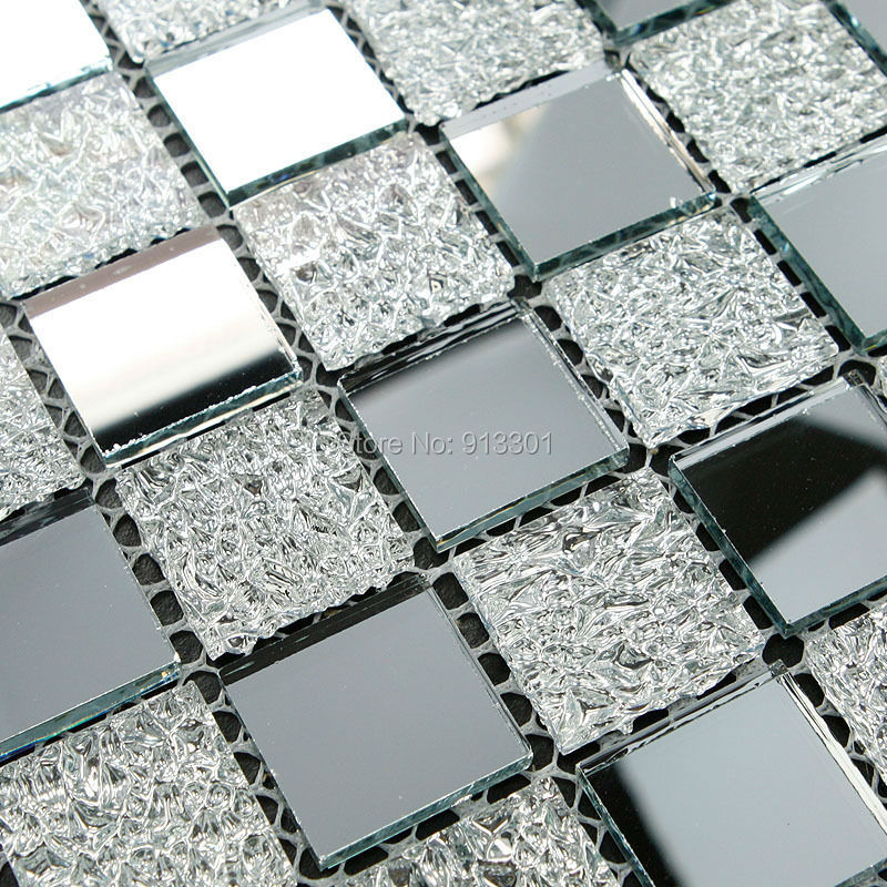 Fantastic The Tile Is A Custom Mosaic Blend From Oceanside Glass Tile That I