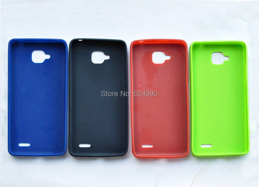 10pcs/lot free shipping Original JIAYU G3 G3C G3S G3T Soft Silicon Case cover mobile phone back cover(China (Mainland))