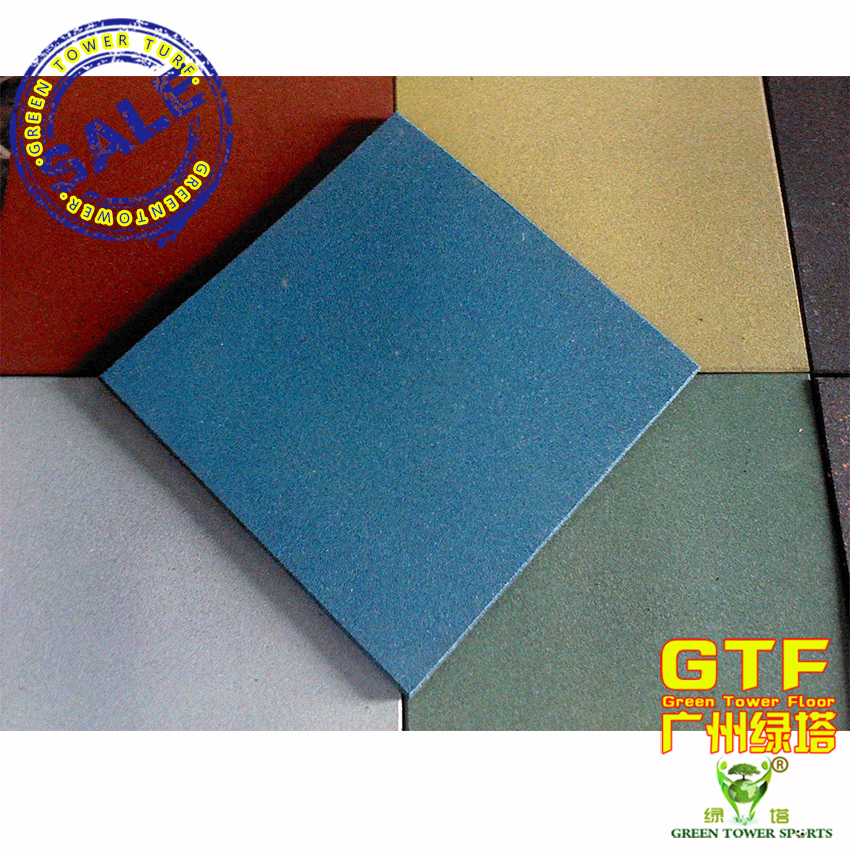 Popular playground rubber mat buy cheap playground rubber for Outdoor safety flooring