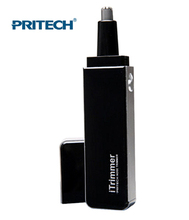 Pritech  Professional Water Resistant Nose and Ear Hair Trimmer with LED Light Mini Portable TN-A88(China (Mainland))