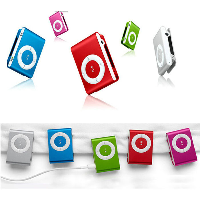 8 Color Mini Player Mp3 No Fm Radio Support Memory Card Cheap Support TF Clip MP3 Free Music Downloads MP3 Players Fiio BR(China (Mainland))