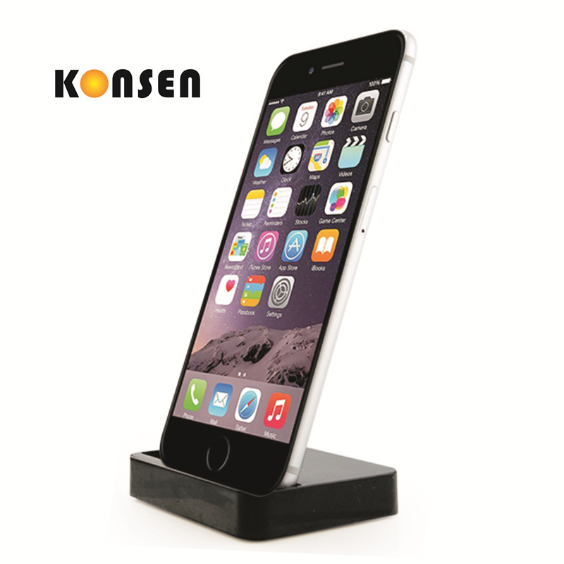 iPhone 6 Charger Docking Stand Station Cradle Charging Data Sync Dock Plus 5 5S 5C iPod Touch Original - KONSEN International Trade Co., Ltd. store