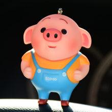 Estilo chinês Anime Journey To The West Rei Macaco Porcos Pele De Coelho Pompom Fofo Chaveiro Carro chaveiro Titular Chaveiro pingente(China)