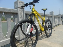 tires road bike DH Downhill bicicleta mountain bike 26*17 inch 21/24/27/30 speed 26er Hydraulic Disc brakes(China (Mainland))