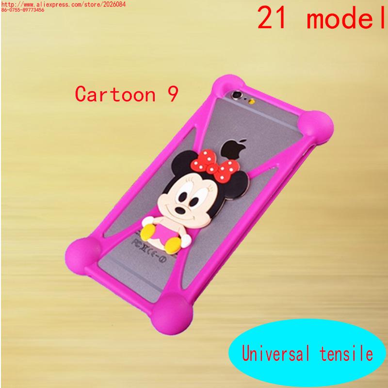Cartoon Animals Soft Silicone Cover Bumper For LG Google Nexus 4 E960/Nexus 5 E980/Nexus 5X Suitable most mobile phones(China (Mainland))