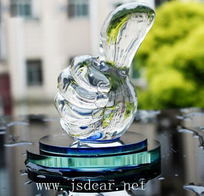 Hot Sale Car Crystal perfume seat thumb car Air Freshener automotive supplies Free Shipping(China (Mainland))