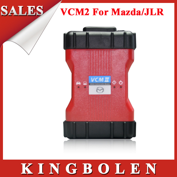 Оборудование для диагностики авто и мото VCM2 2015 Mazda/vcm II Mazda V91 JLR V137 DHL quality a for f ord vcm 2 diagnostic tool vcm ii ids vcm2 diagnostic scanner for f0rd vcm free shipping
