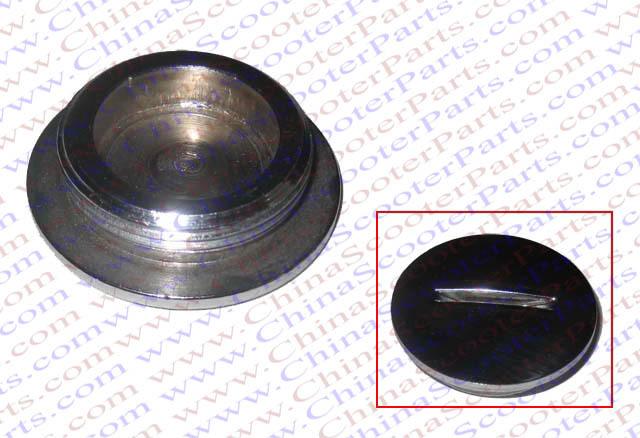 Engine Magnetor Left Side Cover Small Cap 50CC 70CC 90CC 110CC 125CC ATV Dirt Bike Parts