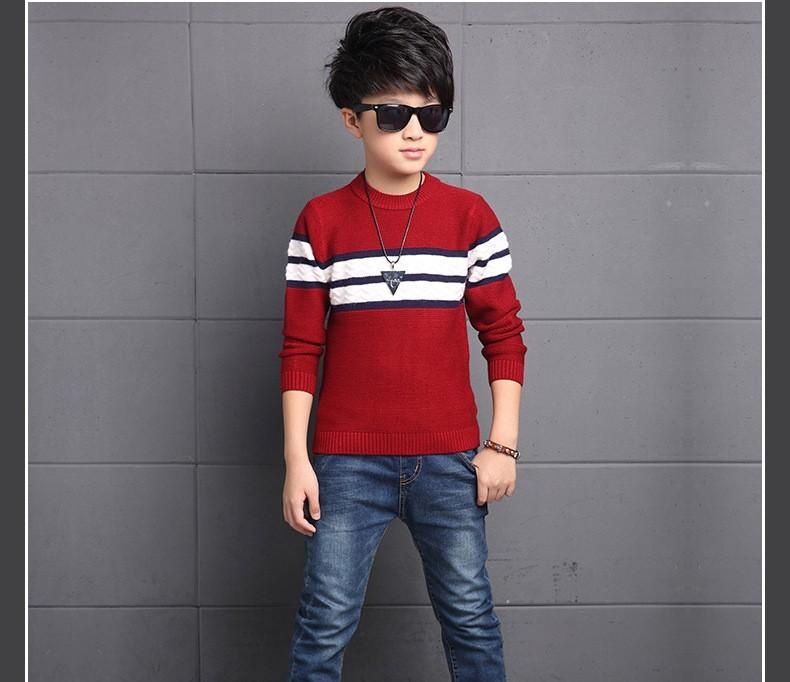 Скидки на Мальчик осень хлопка свитера детей пальто досуг пальто свитер детская зимняя одежда свитер мальчики