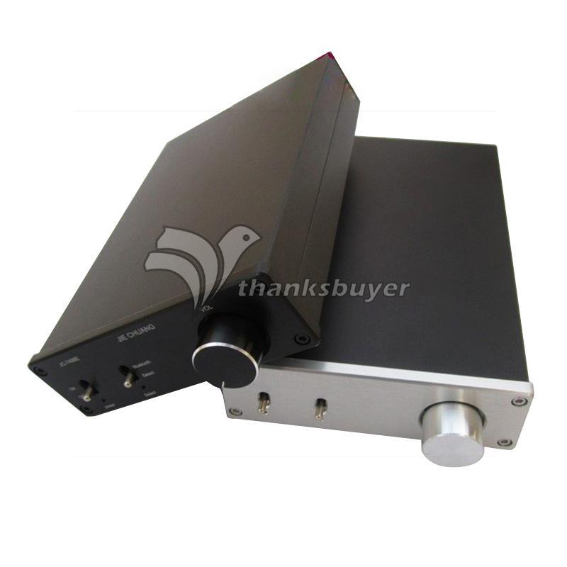 tda7498e 2 x 160 w hifi bluetooth amplificateur num rique. Black Bedroom Furniture Sets. Home Design Ideas
