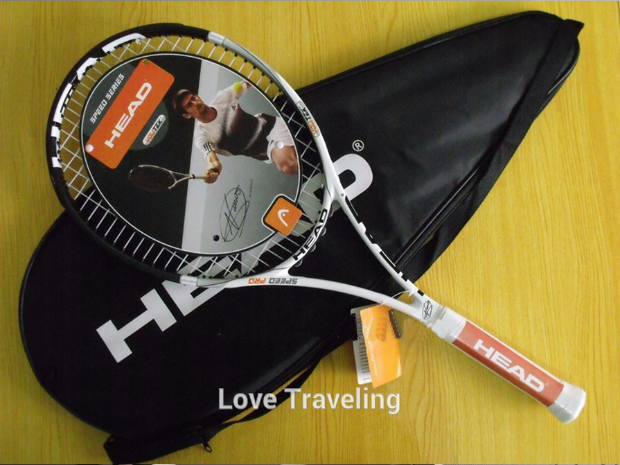 Top Quality Head YouTek Speed Pro L5 Tennis Racket Racquet Novak Djokovic Nole Tennis Racket Racquet