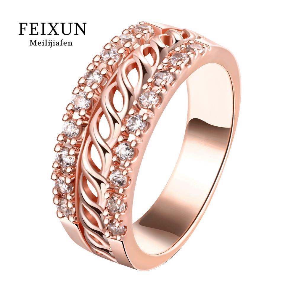 R176-A-8 High Quality Nickle Free Antiallergic New Fashion Jewelry 18K Plated zircon Ring(China (Mainland))