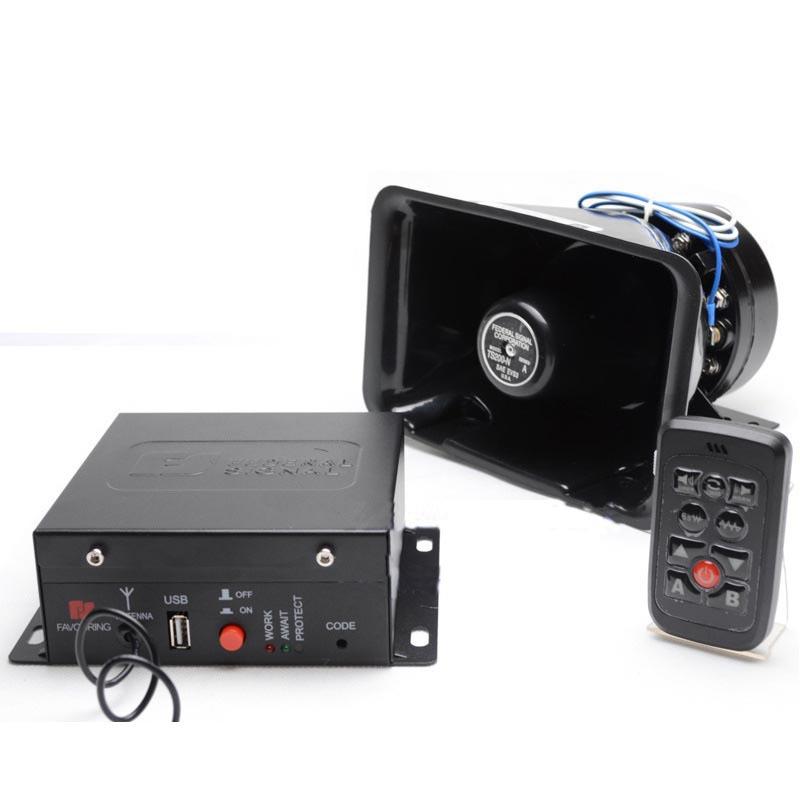 Здесь можно купить  200W 20 Sounds Loudspeaker Police Siren Car Alarm Siren Horn Police Horn Car Alarm Waterproof Speaker Police Siren For Car  Автомобили и Мотоциклы