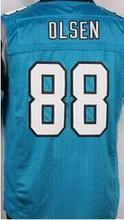 Best quality jersey,Men's 1 Cam Newton 13 Kelvin Benjamin 59 Luke Kuechly 88 Greg Olsen elite jersey,White,Blue,Black,Size 40-56(China (Mainland))