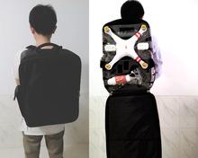 Free Shipping 2Vision+Nylon Travel Should Bag DJI Phantom 3 2 1 Version FPV Quadcopter Backpack Waterproof for DJI Phantom Drone