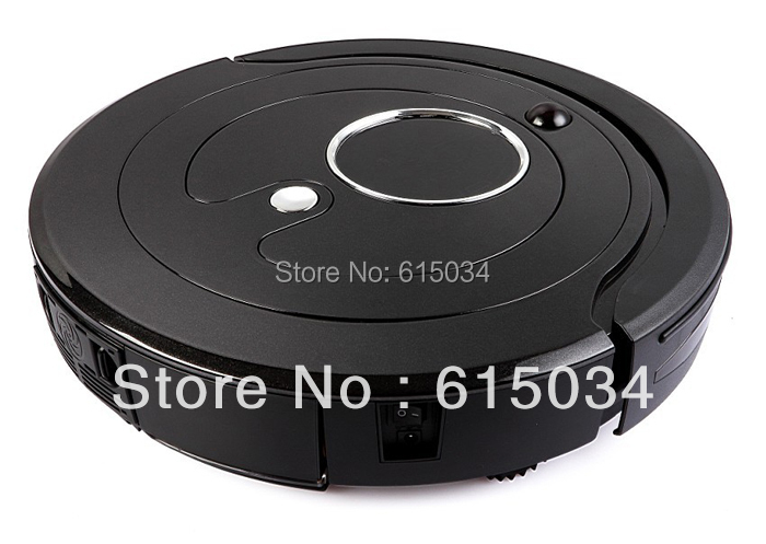 Free Shipping /Most Advanced Lithium Ion Battery Multifunction Auto Vacuum Cleaner Robot,0.8L Dustbin,Schedule,Self Recharge(China (Mainland))