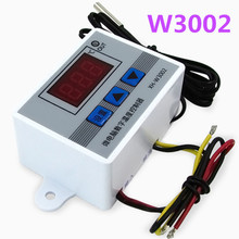 Buy 12V 24V 220V W3002 Digital LED Temperature Controller SwitchThermostat Control 50 ~ 110 waterproof Sensor Probe 39%off for $6.81 in AliExpress store