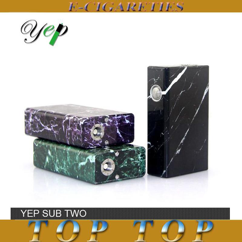 Original Yep Sub Two 100W 40A Box Mod Electronic Cigarette Mod Built-in 4500mAh Big Capacity Battery Fit 0.1ohm Sub Tank No.0532<br><br>Aliexpress