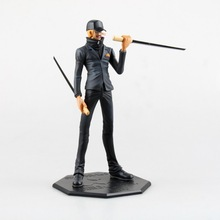 One Piece Marine CP9 Kuka 23 CM PVC Action Figure Doll Toys