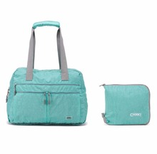 Large Women high quality waterproof Luggage for sport fitness gym travel foldable duffle duffel bag famous designer brand CHOOCI
