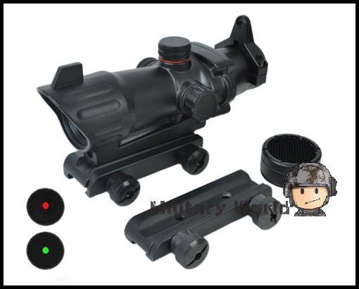 Винтовочный оптический прицел Military World Airsoft NSN /killflash 3988