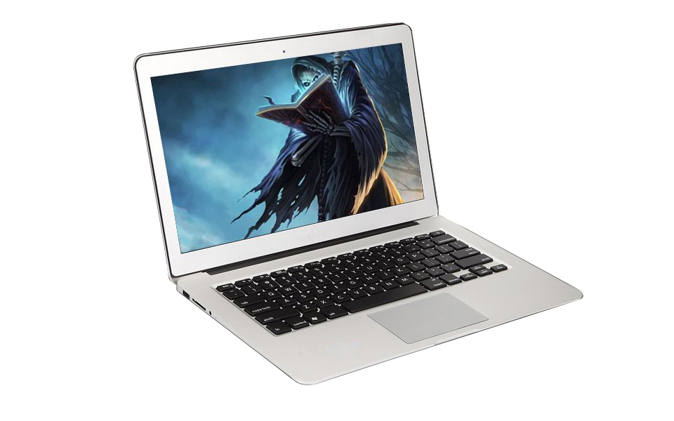 Partaker 13.3 inch Intel i5 5200u Ultrabook Laptop Computer with 1920*1080 HD Screen USB 3.0 HD 5500 Graphics