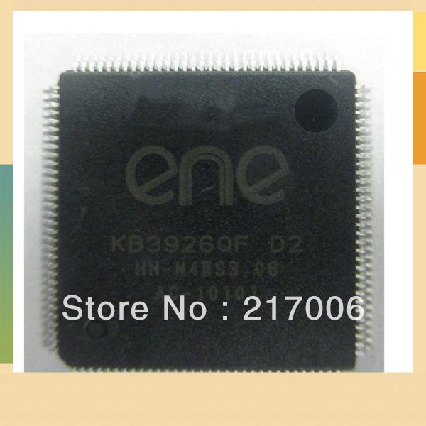 bargain price .2pcsNew ENE KB3926QF D2 TQFP IC Chip(China (Mainland))