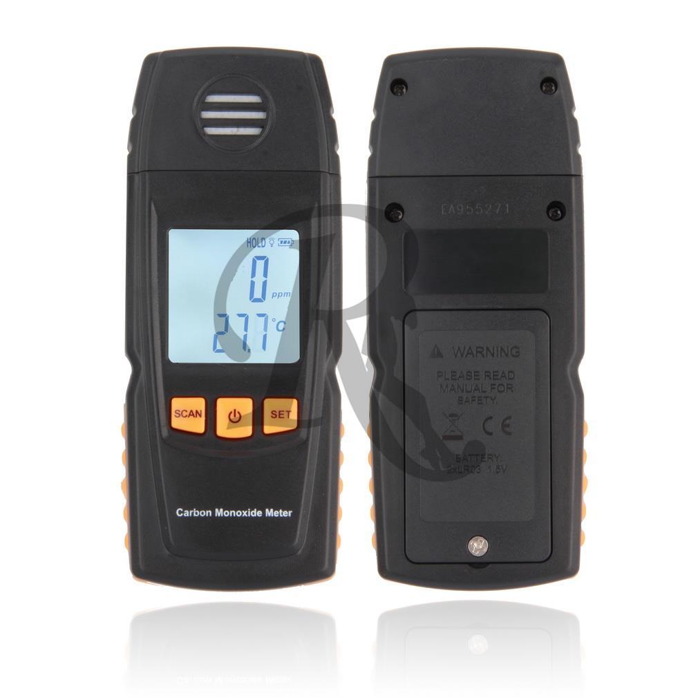 Poche CO compteur de gaz testeur détecteur compteur