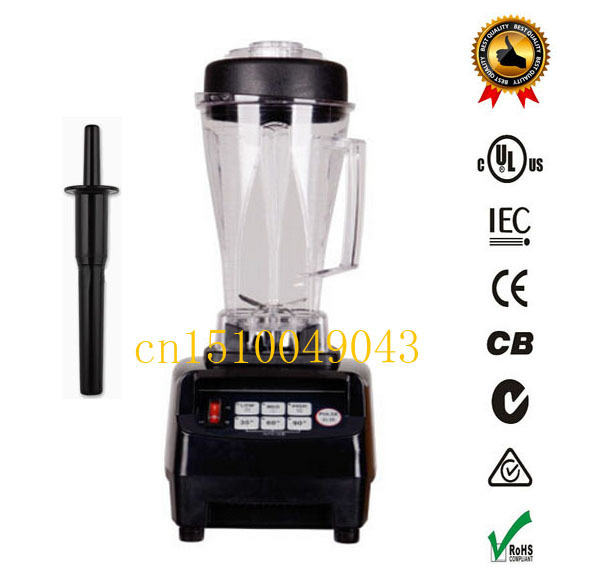 Гаджет  Home Blender 2200W High Quality Professional Commercial Blender Food Processor Mixer Juicer None Бытовая техника
