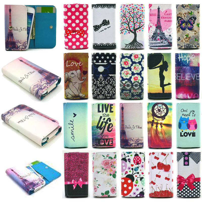 For DAXIAN i9500 SOS Mobile Phone Painting Wallet Cover Skin Bag Style PU Flip Leather Case(China (Mainland))