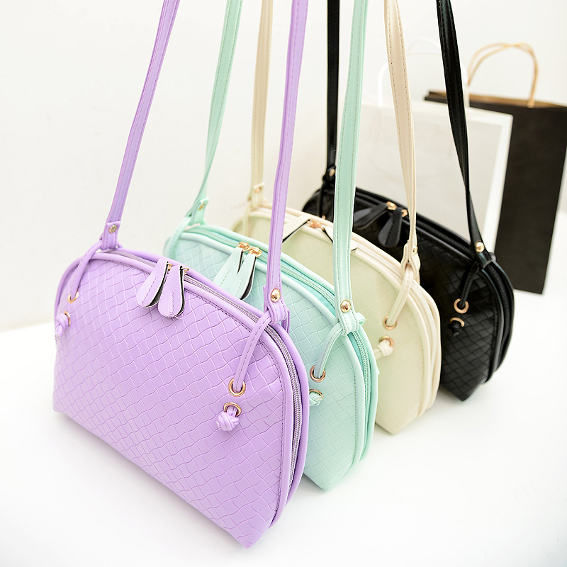 New women pu leather bags Satchel women messenger bags women handbag CrossBody Bag Purse Tote Bags drop shipping(China (Mainland))