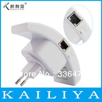 2pcs CN Free shipping Wireless-N Wifi Repeater Network Router Repeater High quality