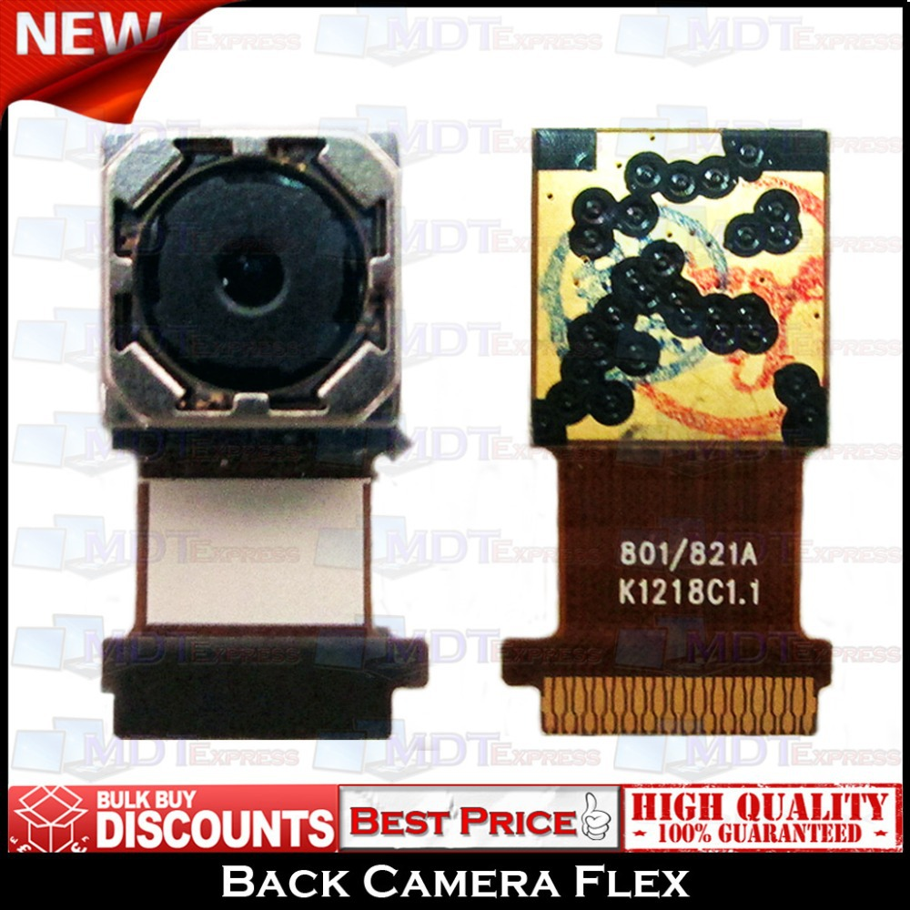 New! Original Free Shipping Replacement Spare Parts Back Rear Camera Lens Module Flex Ribbon Cable for HTC One X G23 S720E(China (Mainland))