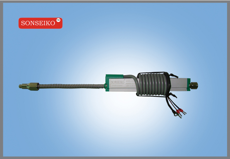 Injection molding machine electronic scale mini automatic sonseiko ktr-50mm , linear displacement sensor