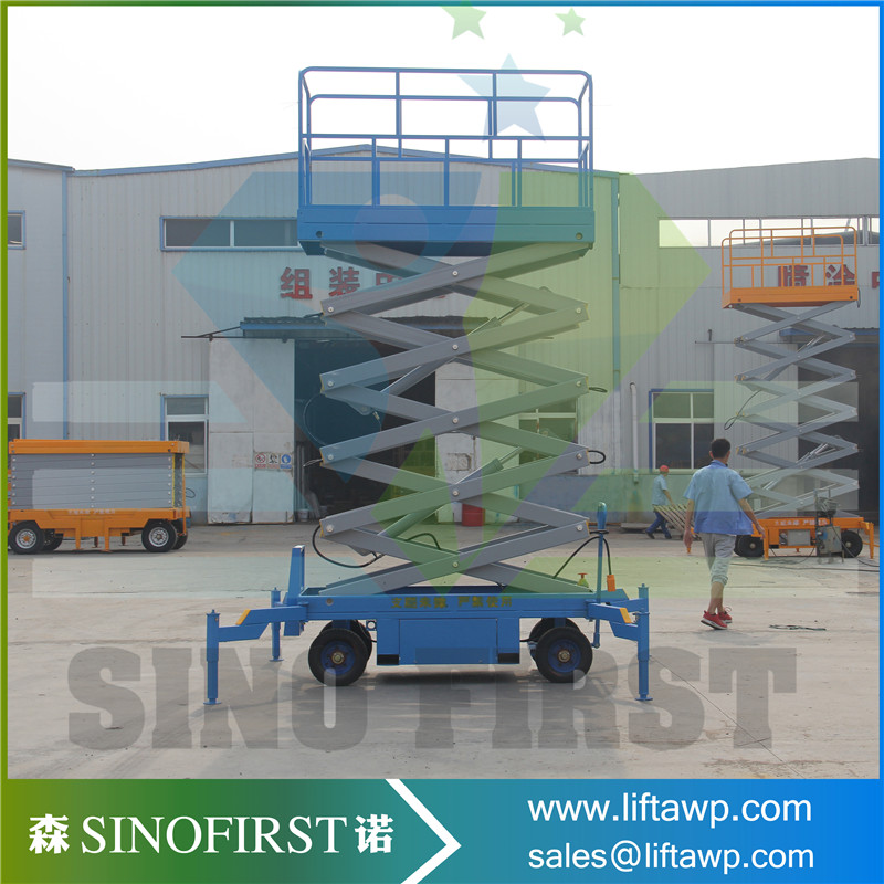 High Strength And Reliability ISO9001 Electric Scissor Lifting Table(China (Mainland))