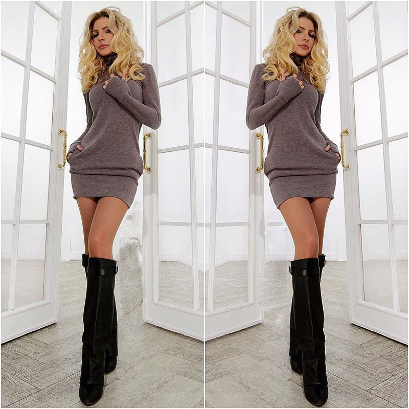 Excellent Women Clothes Plus Size S5XL Dresses 2016 New Women Fashion Summer